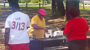 Free Food, Math And Reading Help At Cantonment's Carver Park