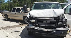 Multiple Injuries In Highway 90 Bridge Crash