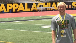 Tate Aggie Jake Henry Commits To Appalachian State
