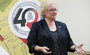 Operation Lifesaver 40 City Anniversary Tour Visits Atmore