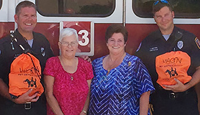 Pet Oxygen Masks Donated For All Escambia Fire Rescue Stations