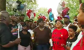 Cantonment Residents Call For End To Violence, Surrender Of Murder Suspect