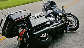 Three Injured In Two Motorcycle Wreck