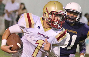 Northview Beats Blacksher 35-6 (With Gallery)