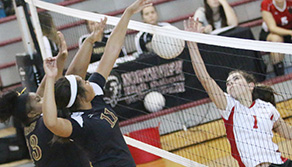 Volleyball: Northview Takes On Pensacola Christian (With Gallery)
