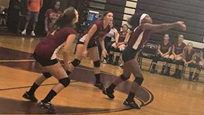 Northview Splits Volleyball Matches With Pensacola High