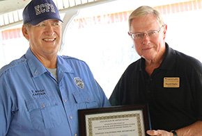 Century Health And Rehab Honors First Responders At Cookout