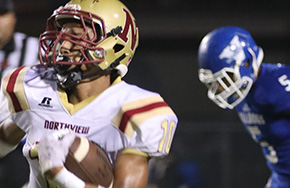 Northview Football Names Players Of The Week