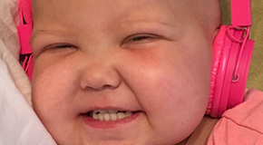 Kena Spivey, 2, Loses Battle With Cancer