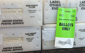 Over 5800 Local Ballots Headed To Military, Overseas Residents