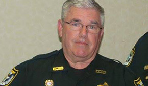 Ernest Ward's Deputy Ronnie Gill Receives Sheriff's Meritorious Service Medal