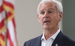 Rep. Bradley Byrne Urges Support For Trump, GOP Ticket