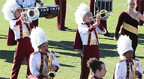 Northview Tribal Beat Earns Overall Superior At Dixieland Band Competition