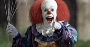 Not Funny: Town Bans Clown Costumes For Halloween Event