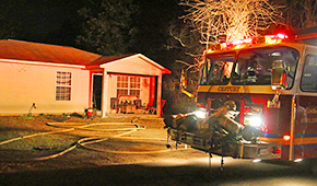Quick Work Saves Century Home From Kitchen Fire