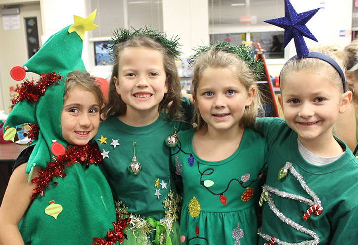 Molino Park First, Second Grades Present 'The Littlest