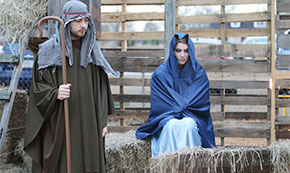 Take A Journey To Bethlehem Tonight In Molino, Saturday Night In Bratt