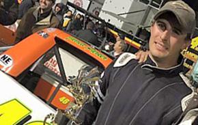 Molino's Parker Wins Snowball Derby Pro Truck Race