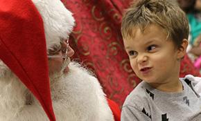 Santa Claus To Visit Molino Branch Library Tuesday Night