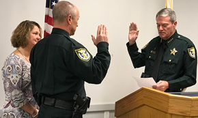 Former PPD Chief Now A Chief Deputy At The Escambia Sheriff's Office