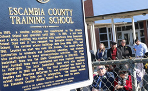 Historic Marker Dedicated At Escambia County Training School Site