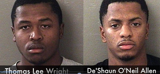 Two Charged With Craigslist Deal Robbery : NorthEscambia.com