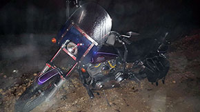 Motorcyclist Injured In Early Morning Crash With A Deer