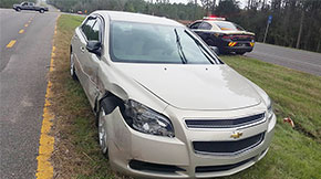FHP Seeks Truck Involved In Molino Hit And Run