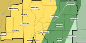 Chance Of Rain Today, Severe Storms Possible Friday Night