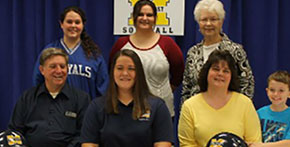 Jay's Herring Signs With Mississippi Gulf Coast College