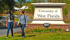 UWF Ranks In Top Three Florida Board of Governors Performance Funding Model