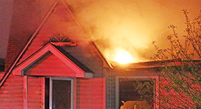 Early Morning Fire Rips Through Atmore Home