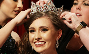 Ashlan Harigel Named Miss NHS 2017 (With Photo Gallery)