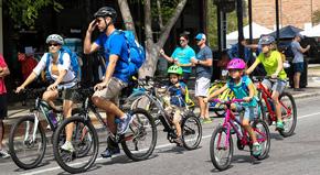 Taking It To The Streets: Pensacola Celebrates Ciclovia