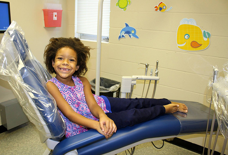 Pediatric Dental Clinic Opens In Cantonment Medical