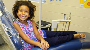 Pediatric Dental Clinic Opens In Cantonment; Medical Services Soon