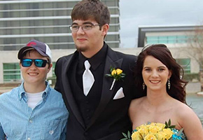 Prom Night Heroes Save Woman From Burning Home