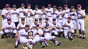 Tate Aggies Win Sarasota Baseball Classic Title