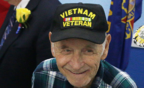 Program Honors Vietnam Veterans