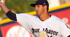 Blue Wahoos Pitcher Throws First Southern League Perfect Game Since 1970
