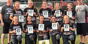 NEP's Show Stoppers Win 16U Tournament