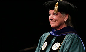 UWF Celebrates Inauguration Of New President