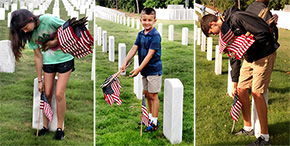 Remembering, Honoring Those That Served