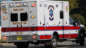 Man Run Over By SUV In Private Property Accident