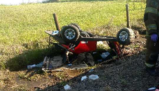 Deadly Golf Cart Wreck Driver Arrested, Victims Named ... on