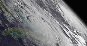 NOAA: Above-Normal Hurricane Season This Year