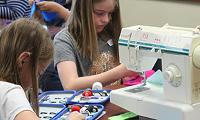 Escambia 4-H Offering Tailgating, Sewing And CSI Day Camps