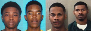 Four Charged With Shooting Of 'Associate' On Rawson Lane