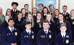 Tate High FFA Shines At State Convention