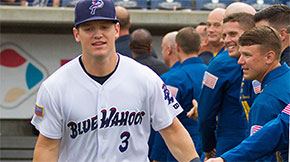 Mississippi Downs Wahoos 3-2 On Walk-off Single